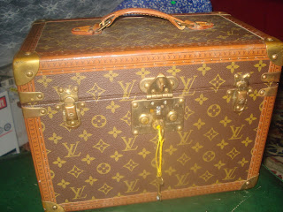 My Vintage  Makeup Case