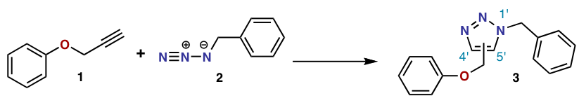 Huisgen Reaction for Triazolylation