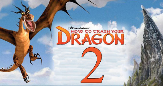 "Poster for ""How to Train Your Dragon 2"" 2014 animatedfilmreviews.blogspot.com"