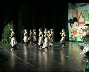Aksi Heboh Anak SD Menari rampak dance