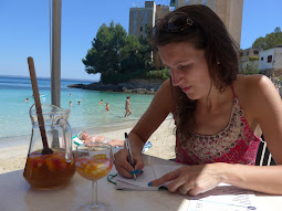 Writing from Mallorca...