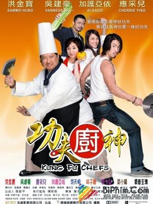 Kung Phu Vua đầu bếp