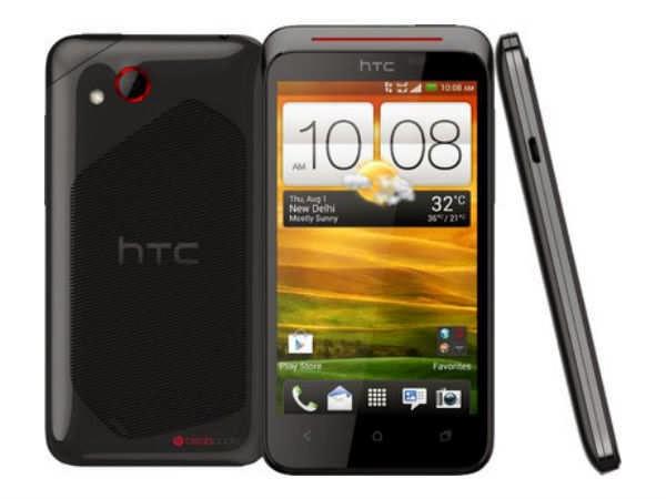 smartphone android terbaik HTC Desire XC