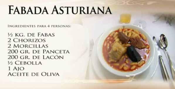 Fabada asturiana al estilo parador for Como cocinar fabada asturiana