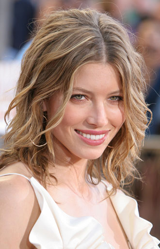 jessica biel hair color 2010. jessica biel hair color ombre.