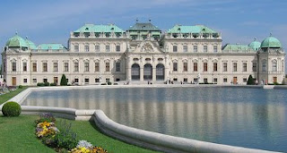 Palacio Belvedere - Viena