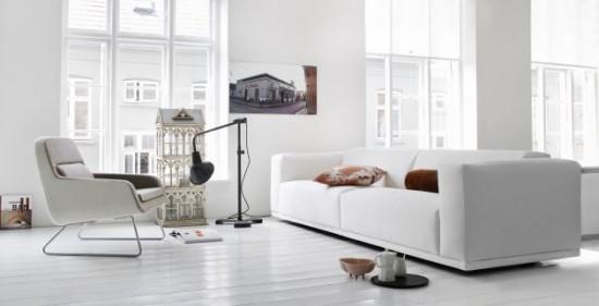 Sofa para sala pequena
