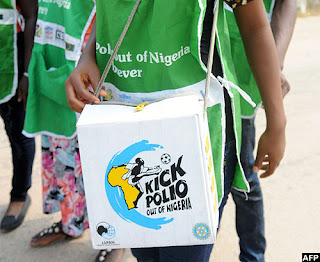 Kick polio out of Nigeria