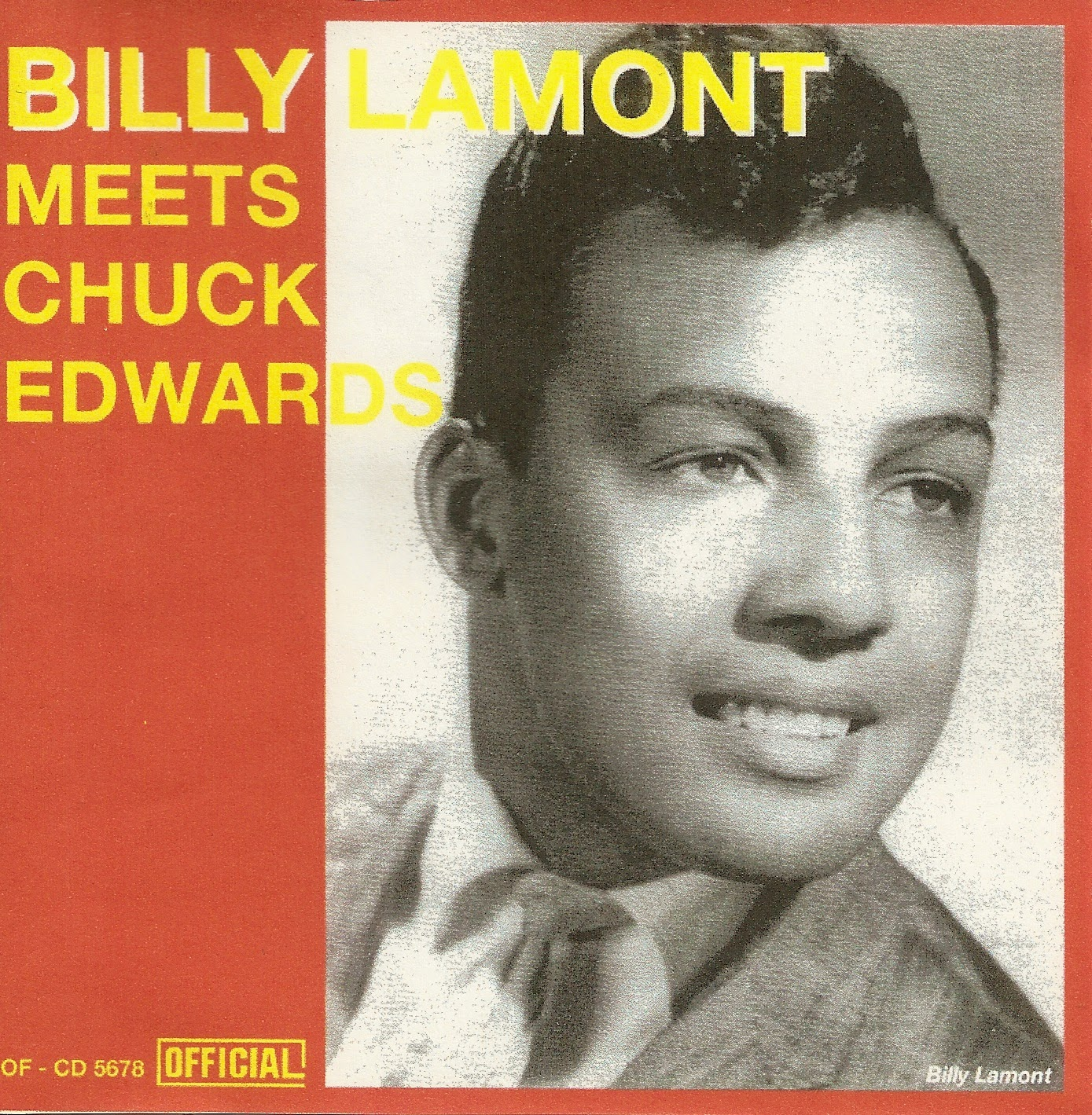 Billy Lamont Sweet Thang Please Dont Leave