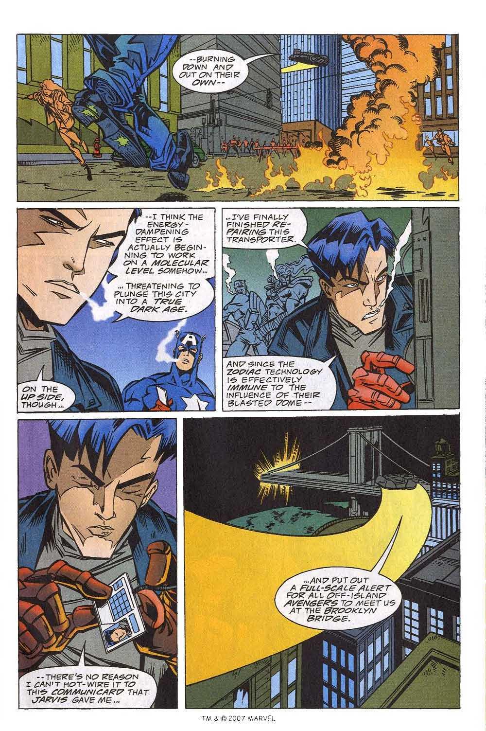 Captain America (1968) Issue #449c #405 - English 31