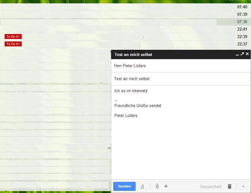 Google-Mail Editor - Die neue Art E-Mails zu schreiben - Gmail