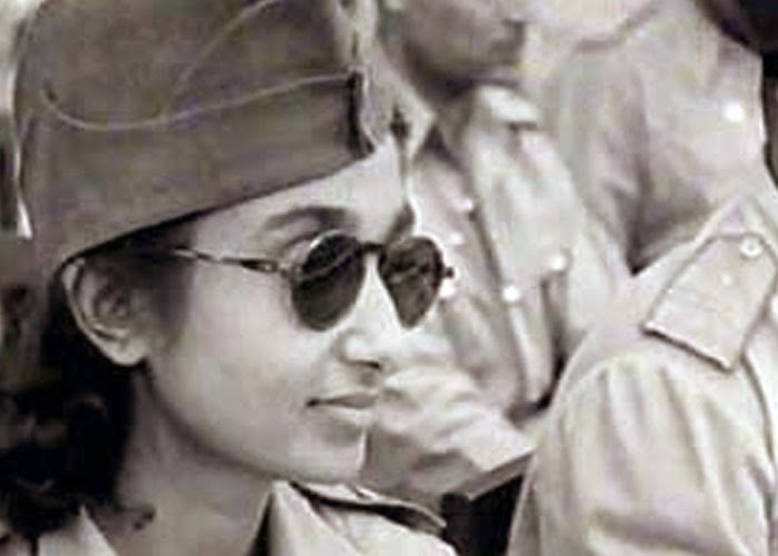 10 Female Revolutionaries That You Probably Didn't Learn About In History class - Lakshmi Sehgal