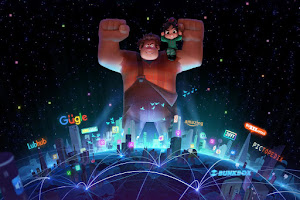 Wreck-It Ralph on November 21, 2018.
