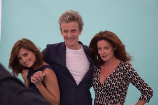 Doctor Who au San Diego Comic Con 2015.