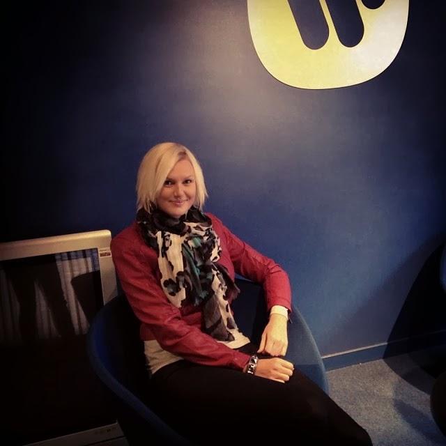 "Sanna Nielsen: EUROVISION ADDICT: Sanna Nielsen: ""I Could Not Live"