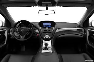 Acura Crossover on El 2012 Acura Zdx Es Un Crossover Suv De Tama  O Mediano Ofrece En Un