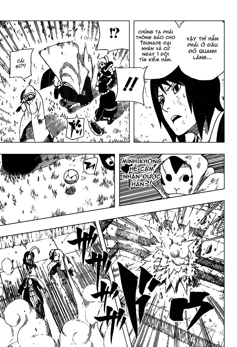 Naruto chap 428 Trang 15 - Mangak.info