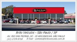 Brito Veículos - São Paulo - SP - Clique na imagem e visite o nosso site