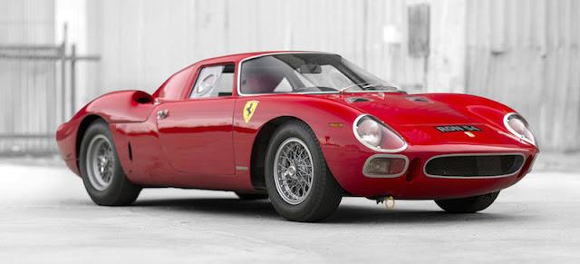 スーパーカーコレクター フェラーリ250LM