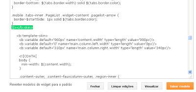 html do blogspot