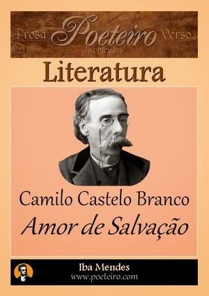 Amor de Salvacao, de Camilo Castelo Branco