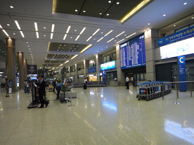 Incheon Airport South Korea