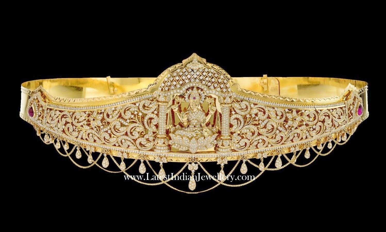 Bridal Vaddanam Designs