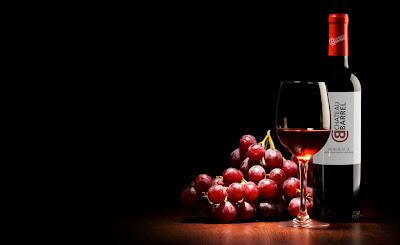 Identité visuelle vignoble Bordeaux
