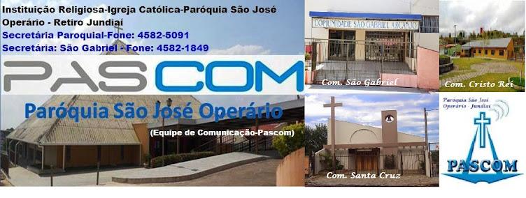 Paróquia São José Operário-Bairro Retiro-Jundiaí SP