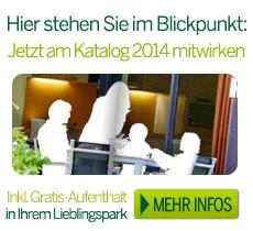 Center Parcs Katalog 2014