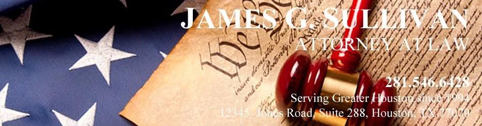 Brazoria County Criminal Defense Lawyer | Angleton Trial Attorney James Sullivan