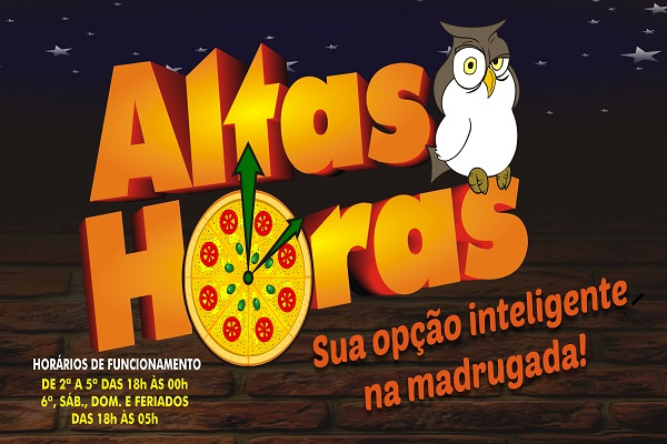 PIZZARIA ALTAS HORAS