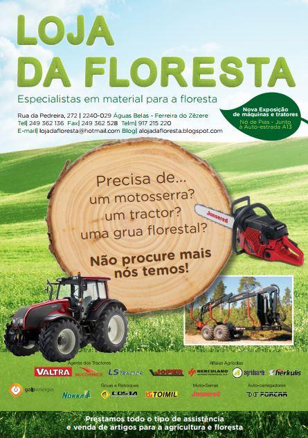 Espaço Comercial - Loja da Floresta