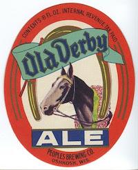 1940s Label