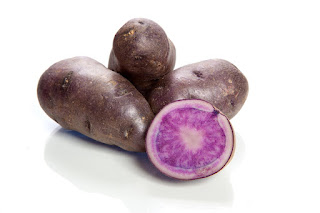 Purple Potatoes May Pack Cancer Fighting Abilities