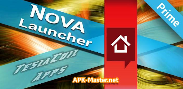 Nova Launcher Prime v#materinova.28 APK