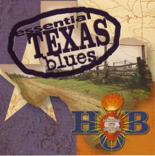 Essential Texas Blues 2012