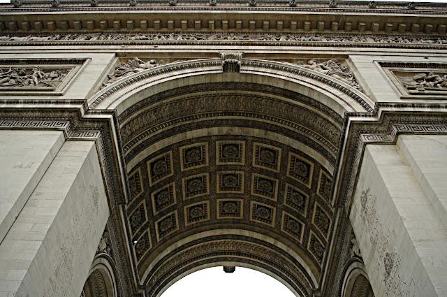 Arc de Triomphe de l'Étoile poze frumoase  Paris images