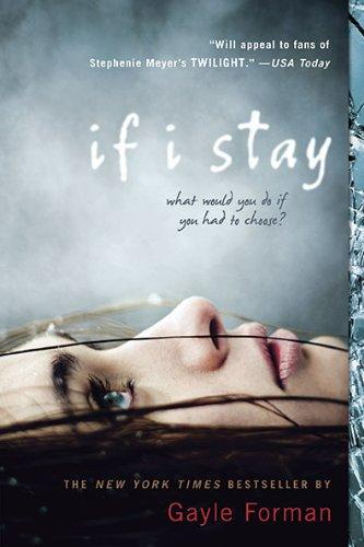 IF I STAY by Gayle Forman Ifistaypb