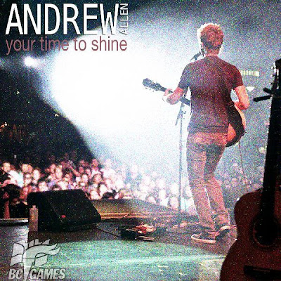 Photo Andrew Allen - Your Time To Shine Picture & Image