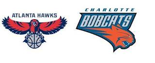 Atlanta Hawks, Charlotte Bobcats
