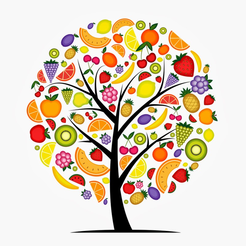 free fruit tree clipart - photo #45