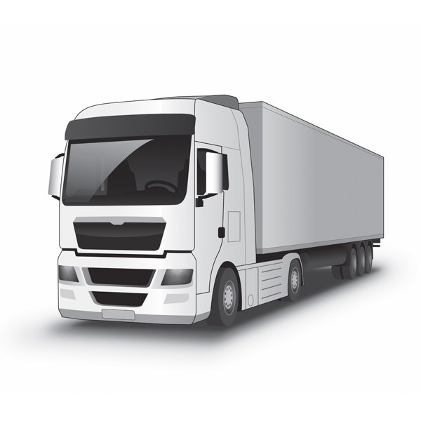 delivery truck vector - photo #18