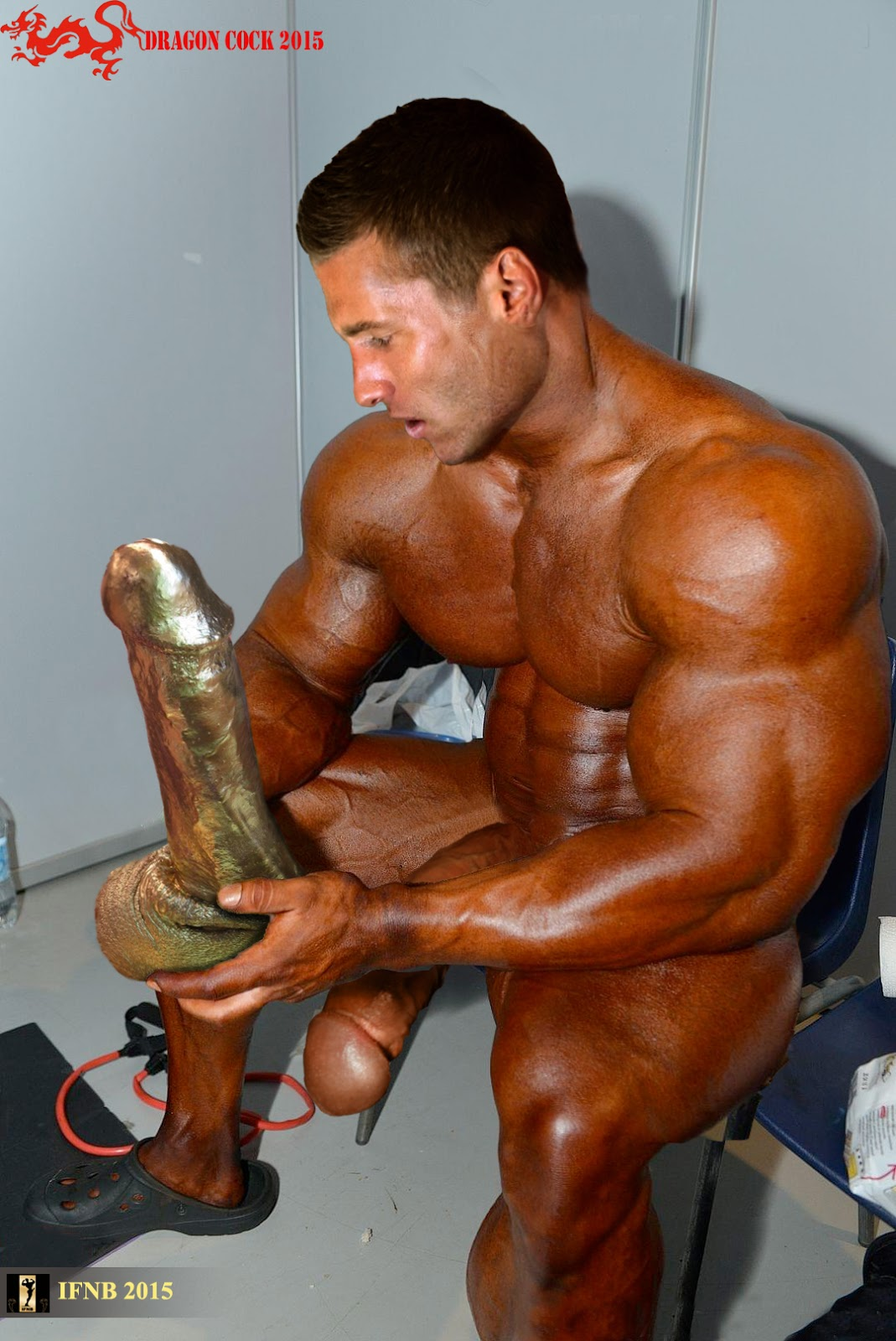 The IFNB Report: Massive Muscle and Cock Blog: DRAGONCOCK ...