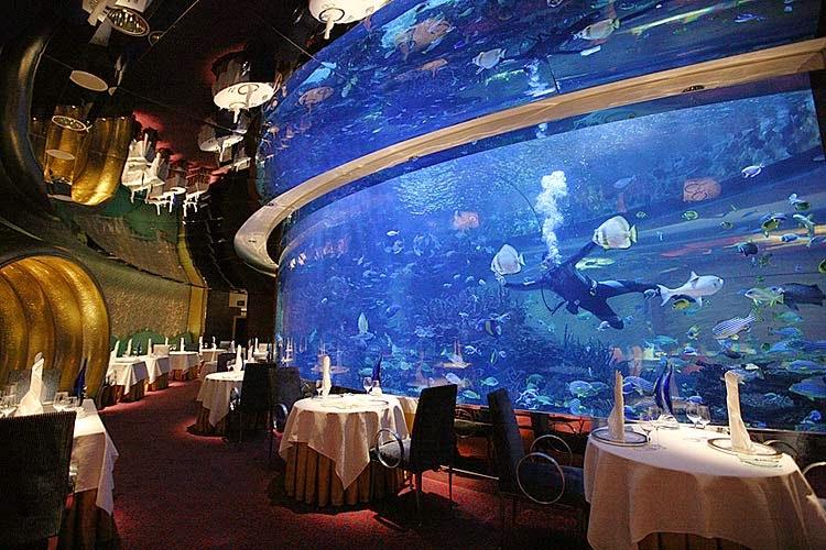 Burj al arab un hotel de 7 estrellas que puedes visitar en for Habitacion de hotel bajo el mar