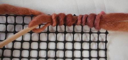Aguja nuk para hacer alfombras telares dib for Como hacer alfombras a mano