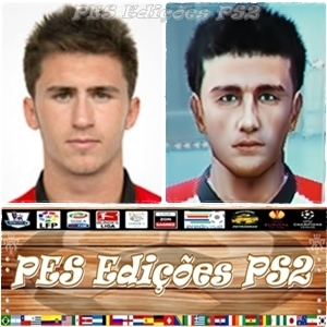 Aymeric Laporte (Athletic Club Bilbao) e França PES PS2