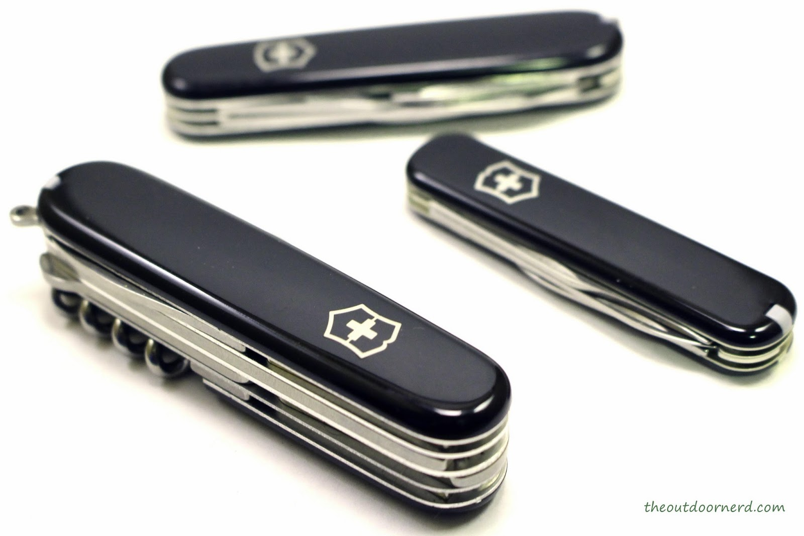 Victorinox Roundup: Explorer, Executive, Tinker