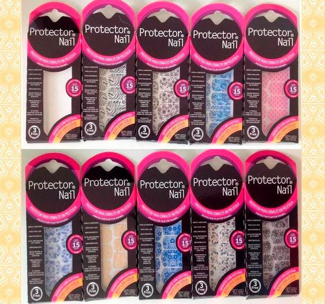 protetor para esmalte, Protector Nail