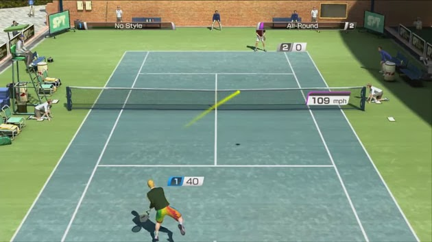 Download Virtua Tennis 4 PC Game 2013 Free Full Version